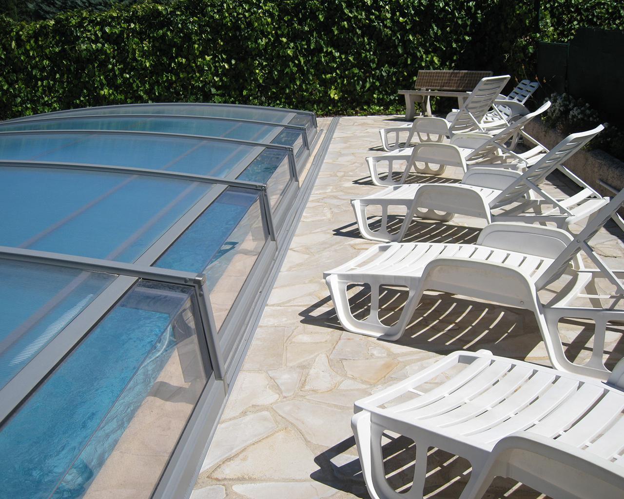Piscine Couverte Golfe De Saint Tropez Location Vacance